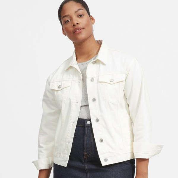 10 Best White Denim Jackets | Rank & Sty