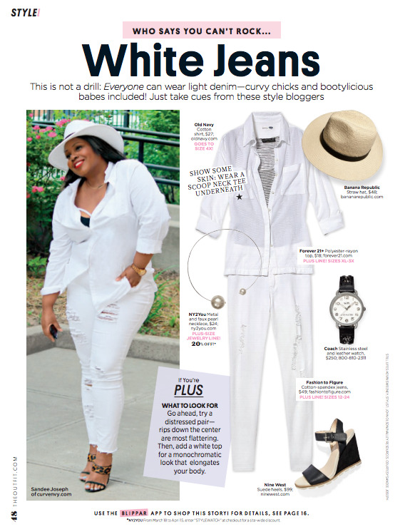 PRESS in 2020 | How to wear white jeans, White distressed jeans .