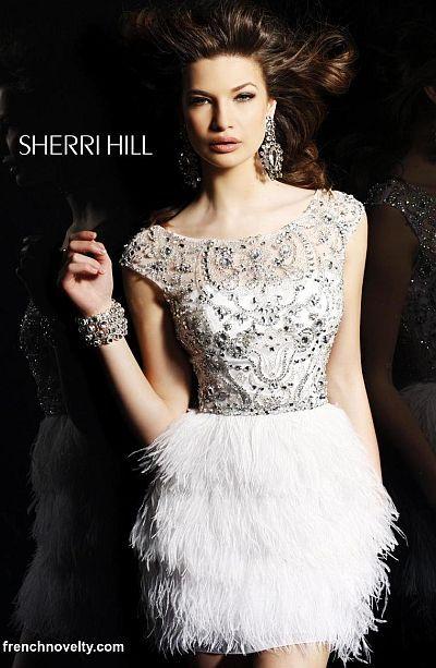 white #dress   White cocktail dress, Party dress, Nice dress