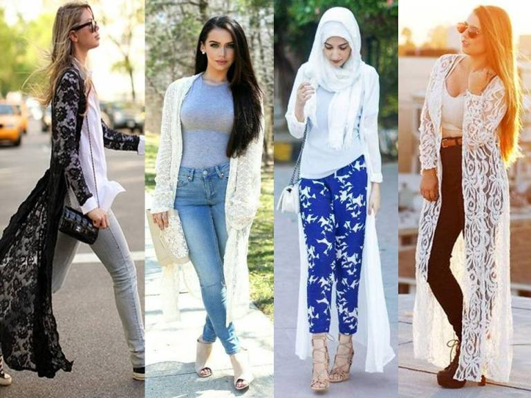 How to wear lace outfit     Just Trendy Gir