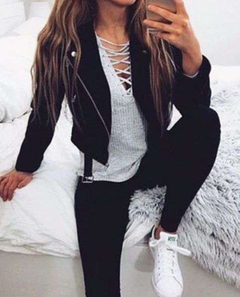 34+ Best Jeans Outfits Ideas for this Cold Season | Cute outfits .
