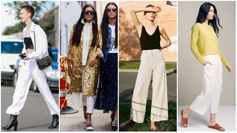 Stunning White Pants Outfit Ideas for Any Occasion - The Trend Spott
