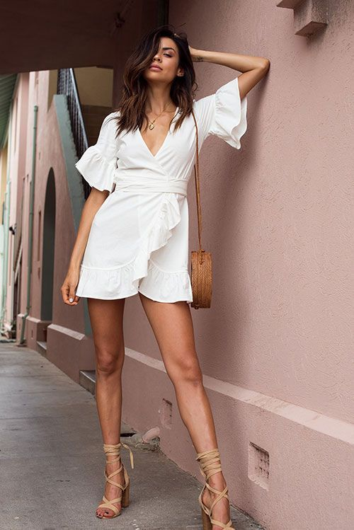 7 Fail-Safe White Dress Ideas For Summer | Summer dress outfits .