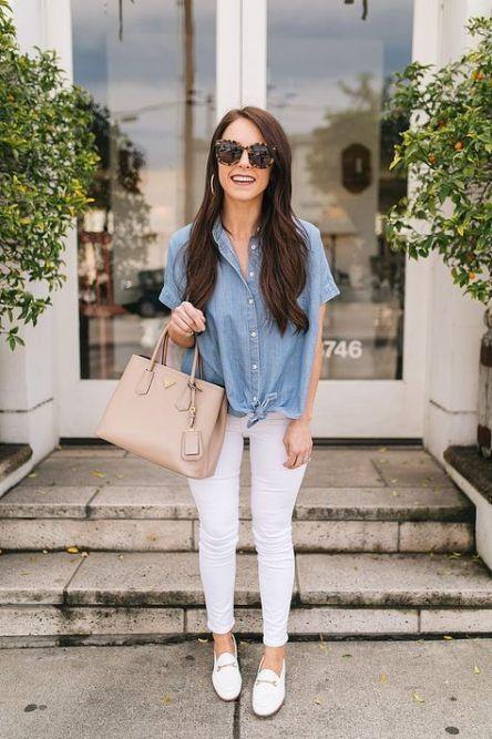 Best How To Wear Loafers Women Dresses Ideas #howtowear   Loafers .