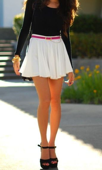 21 Cheap Mini Skirt Outfit Ideas You Must Try | Mini skirts .