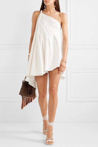 Image by A.F. has it all on Fashion | White mini dress, Mini dress .
