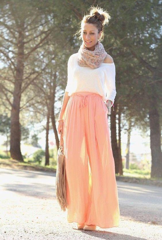 Palazzo Pants: Outfit Ideas & Ways to Wear | Fashion, Style, Styli
