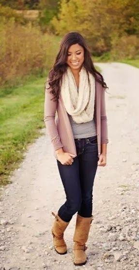45+ MORE Fall Outfit Ideas | Cute fall outfits, Fashion, Fall outfi