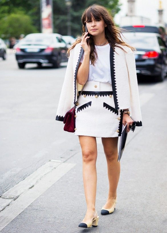 50 Summer Outfit Ideas From the Street Style Elite | Classy street .