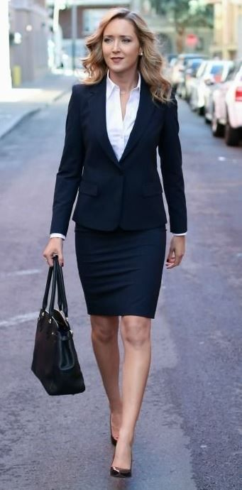 55+ Corporate Outfit Ideas For Your Next Meeting | Business .
