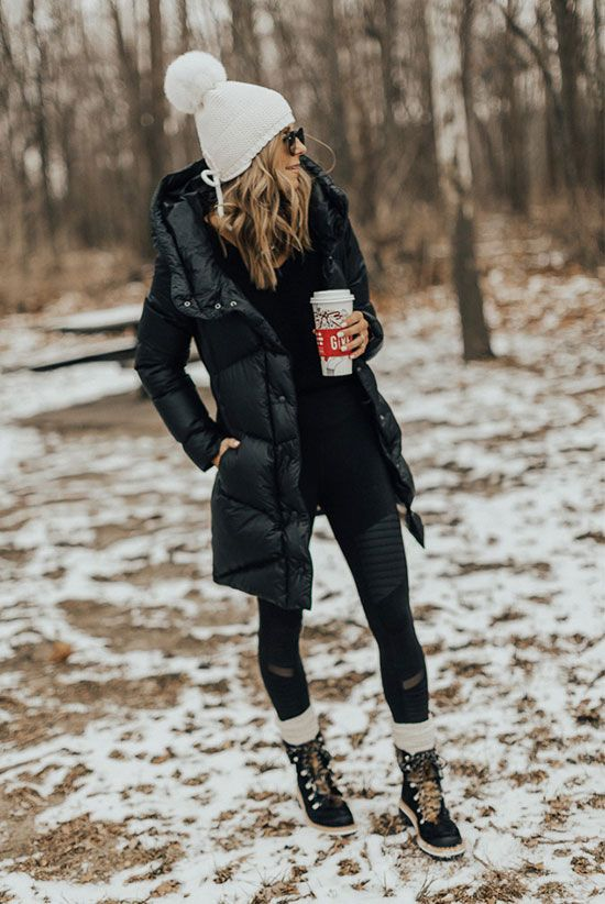 3 Cute Snow Outfits To Try This Winter | Winter fashion outfits .