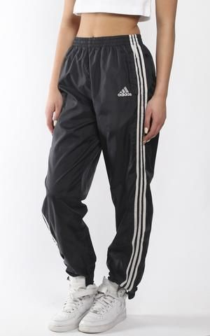 Vintage Adidas Wind Pants | Sporty outfits, Adidas outf