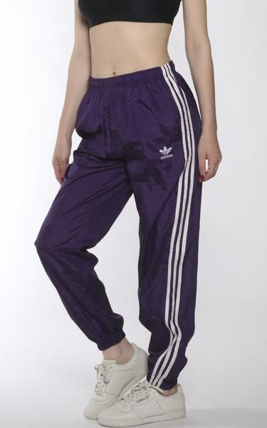 Vintage Adidas Wind Pants | Sporty outfits, Clothes, Track pants .