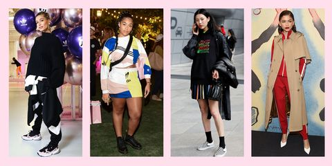 17 Cute Sporty Celebrity Outfits - Sporty Fashion Tren