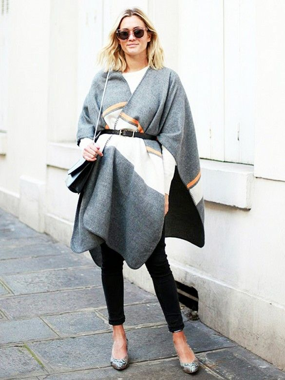 10 Perfect Outfit Ideas That Can Go Almost Anywhere | Poncho .