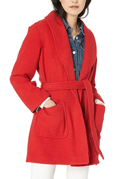 Red Coat Outfit Ideas To Copy From Fashion Girls | Capsule .