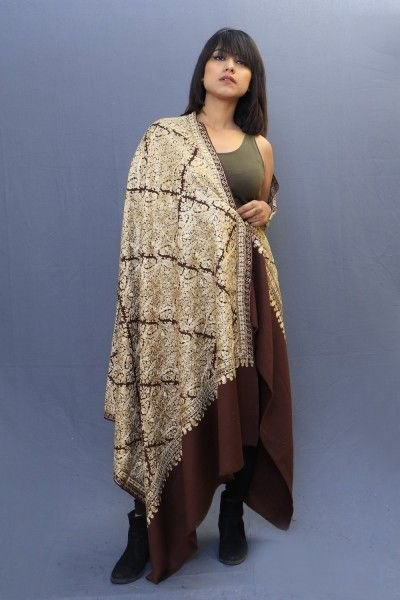 Best 13 Woolen Shawl Outfit Ideas for Women: Style Guide - FMag.c
