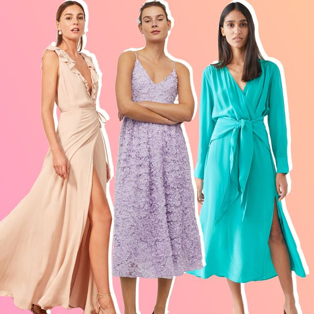 Wedding guest dresses - 31 best wedding guest outfit ide