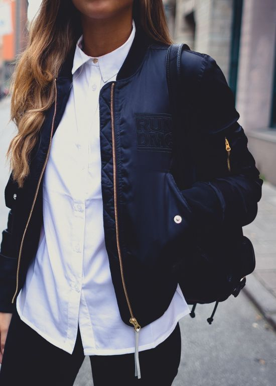Bomber Jackets For Women 2020 - LadyFashioniser.c