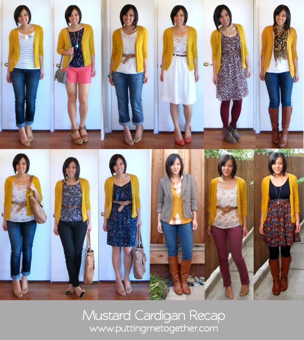 Recap: Mustard Cardigan | Mustard cardigan, Fashion, Yellow cardig