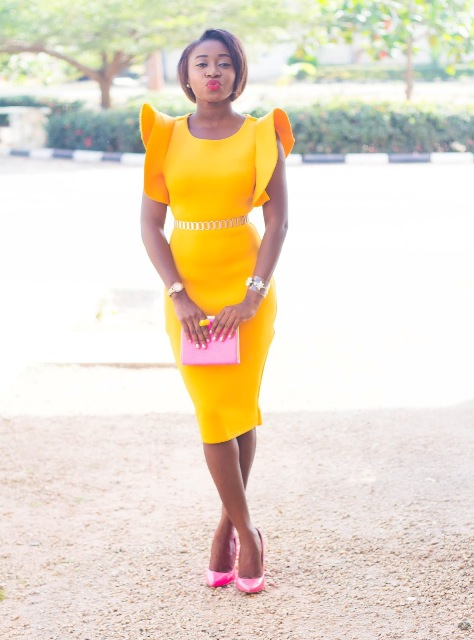 22 Yellow Dress Outfits To Repeat - Styleohol