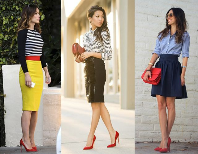 outfit ideas with red heels | Red heels dress, Red heels outfit .