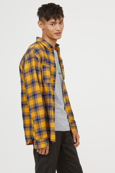 Cotton Flannel Shirt | Cotton flannel shirts, Flannel outfits men .