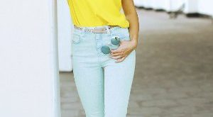 How to Style Yellow Polo Shirt: Best 13 Cheerful Outfit Ideas for .