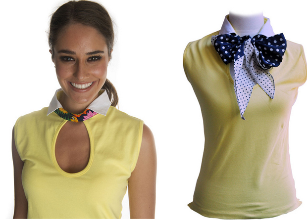 Women's Polo Shirts With A Modern Twist | Outfit Ideas | Style .