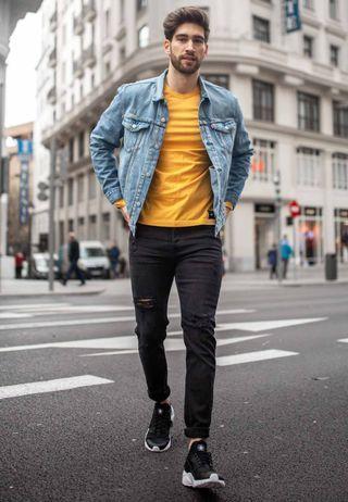 philipdeml | Convinaciones de ropa hombre, Ropa hipster hombre .
