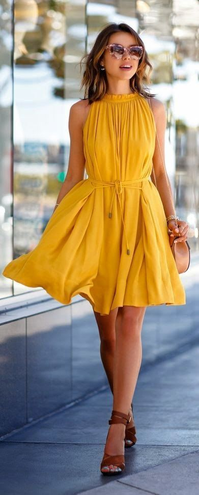O-neck Sleeveless Loose Women Casual Dress | Fashion, Casual .
